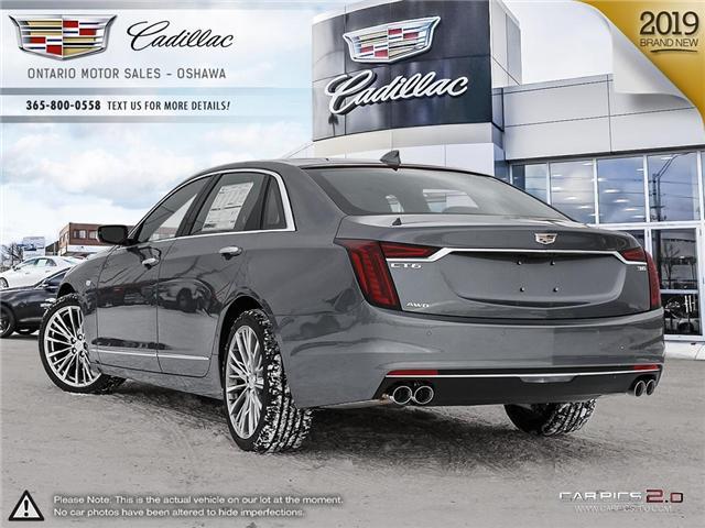 2019 Cadillac CT6 3.6L Luxury (Stk: 9124732) in Oshawa - Image 4 of 19