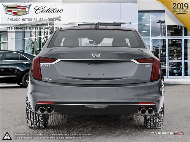 2019 Cadillac CT6 3.6L Luxury (Stk: 9124732) in Oshawa - Image 6 of 19