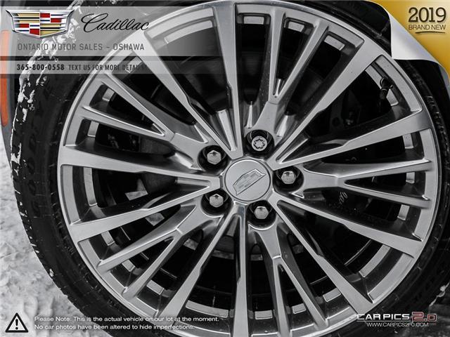 2019 Cadillac CT6 3.6L Luxury (Stk: 9124732) in Oshawa - Image 8 of 19