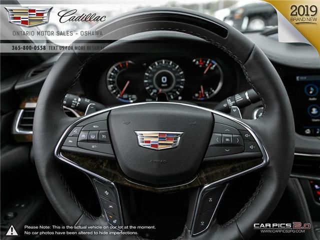 2019 Cadillac CT6 3.6L Luxury (Stk: 9124732) in Oshawa - Image 12 of 19