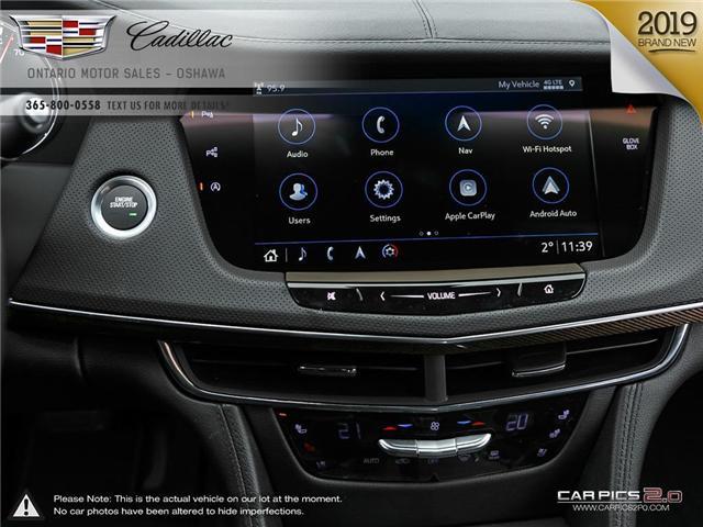 2019 Cadillac CT6 3.6L Luxury (Stk: 9124732) in Oshawa - Image 13 of 19