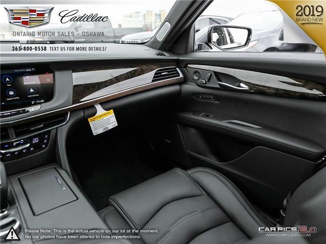 2019 Cadillac CT6 3.6L Luxury (Stk: 9124732) in Oshawa - Image 18 of 19