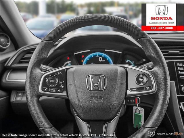 2019 Honda Civic LX (Stk: 19470) in Cambridge - Image 14 of 24