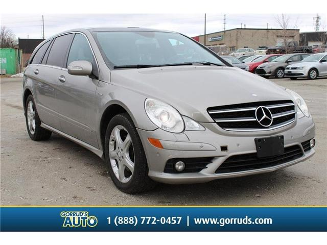 2009 Mercedes-Benz R-Class Base (Stk: 094395) in Milton - Image 1 of 14