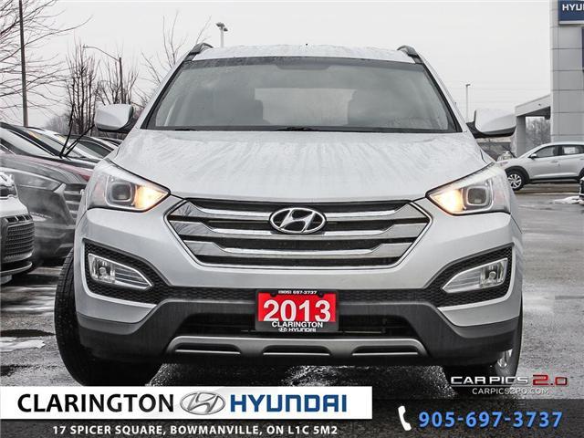 2013 Hyundai Santa Fe Sport 2.4 Premium (Stk: 18900B) in Clarington - Image 2 of 27