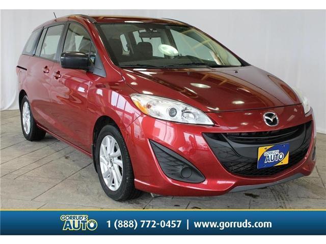 2014 Mazda 5 GS (Stk: 174268) in Milton - Image 1 of 39