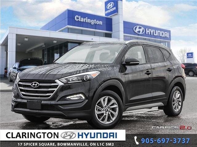 2017 Hyundai Tucson Premium (Stk: U823) in Clarington - Image 1 of 27