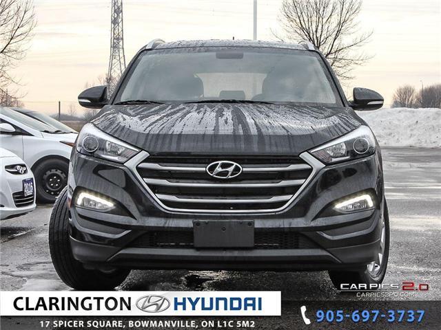 2017 Hyundai Tucson Premium (Stk: U823) in Clarington - Image 2 of 27
