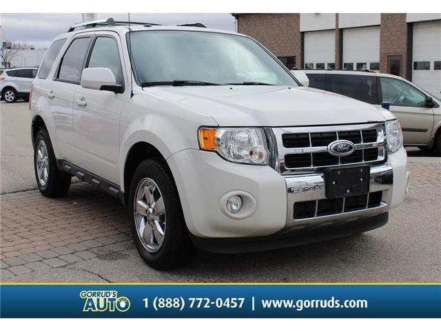 2011 Ford Escape Limited (Stk: C43959) in Milton - Image 1 of 13