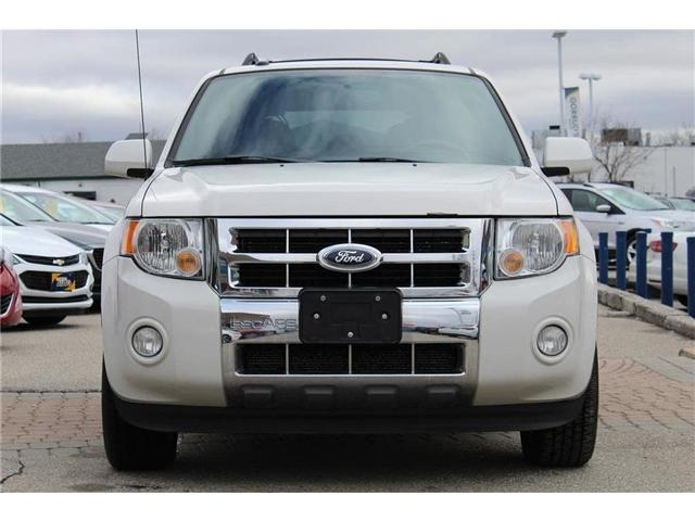 2011 Ford Escape Limited (Stk: C43959) in Milton - Image 2 of 13