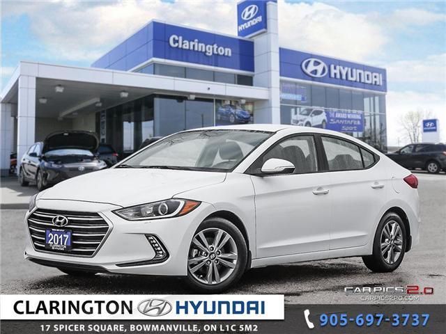 2017 Hyundai Elantra GL KMHD84LF7HU139494 U821 in Clarington