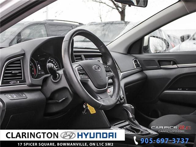 2017 Hyundai Elantra GL (Stk: U821) in Clarington - Image 6 of 27