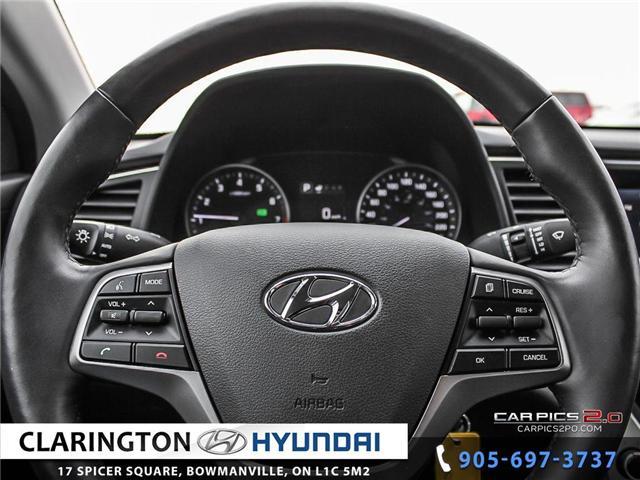 2017 Hyundai Elantra GL (Stk: U821) in Clarington - Image 7 of 27
