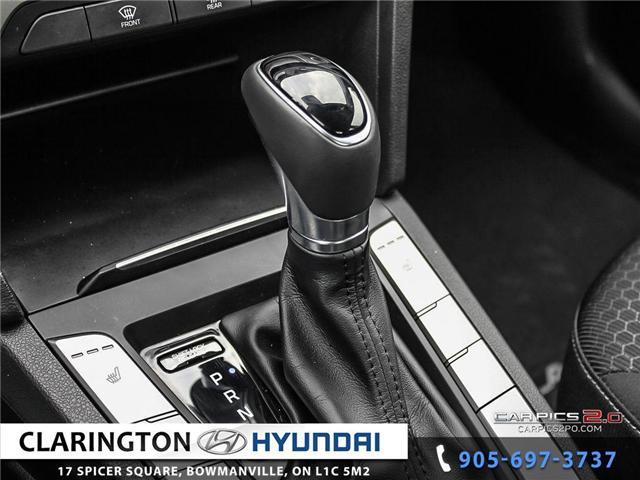 2017 Hyundai Elantra GL (Stk: U821) in Clarington - Image 13 of 27