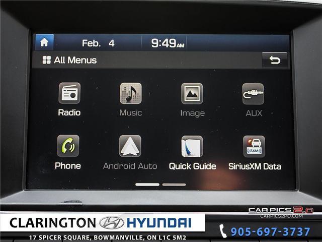 2017 Hyundai Elantra GL (Stk: U821) in Clarington - Image 15 of 27