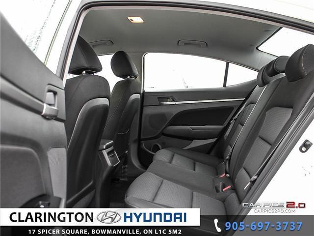 2017 Hyundai Elantra GL (Stk: U821) in Clarington - Image 19 of 27
