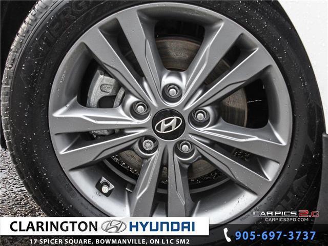 2017 Hyundai Elantra GL (Stk: U821) in Clarington - Image 21 of 27