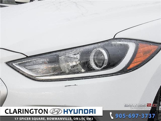 2017 Hyundai Elantra GL (Stk: U821) in Clarington - Image 25 of 27