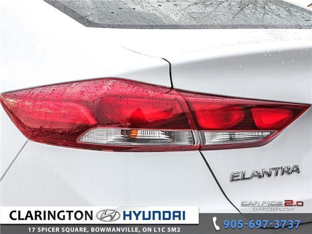 2017 Hyundai Elantra GL (Stk: U821) in Clarington - Image 27 of 27