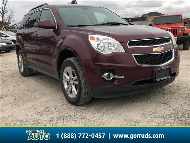 2011 Chevrolet Equinox 1LT (Stk: 392874) in Milton - Image 1 of 14