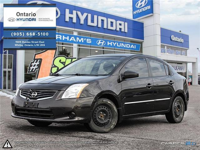 2012 Nissan Sentra 2.0 S / REDUCED PRICE (Stk: 72123K) in Whitby - Image 1 of 27