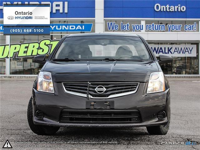 2012 Nissan Sentra 2.0 S (CVT) (Stk: 72123K) in Whitby - Image 2 of 27