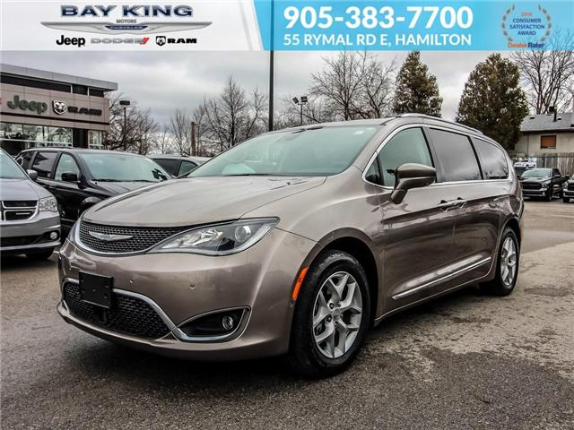 2018 Chrysler Pacifica Touring-L Plus (Stk: 6738) in Hamilton - Image 1 of 23