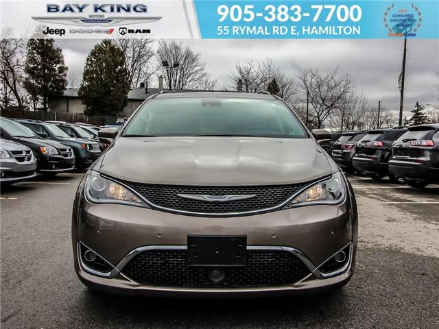 2018 Chrysler Pacifica Touring-L Plus (Stk: 6738) in Hamilton - Image 2 of 23