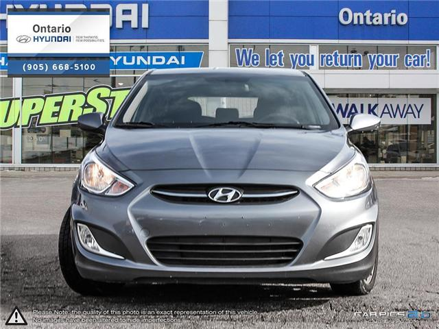 2017 Hyundai Accent SE (Stk: 32195K) in Whitby - Image 2 of 27