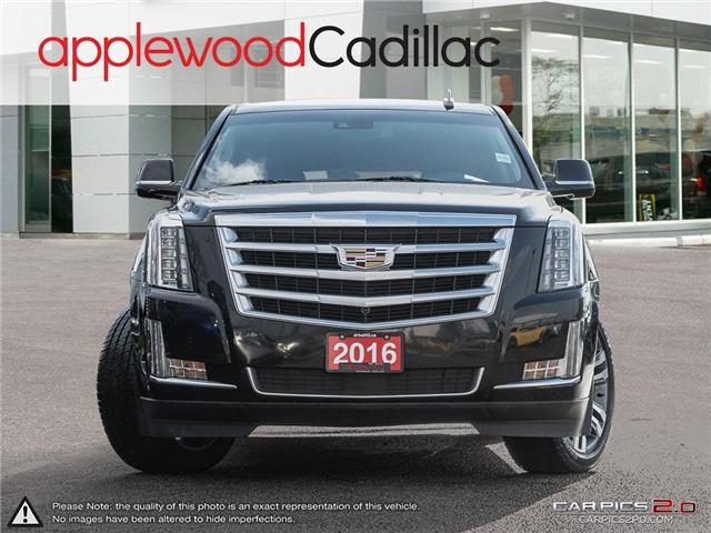 2016 Cadillac Escalade ESV Premium Collection (Stk: 6836P) in Mississauga - Image 2 of 27