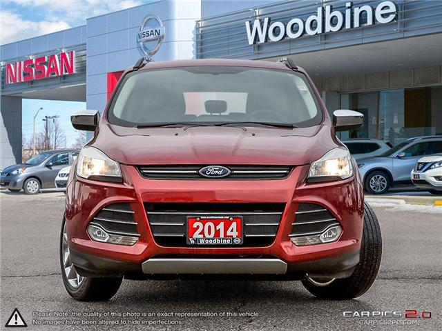 2014 Ford Escape SE (Stk: P7185) in Etobicoke - Image 2 of 25