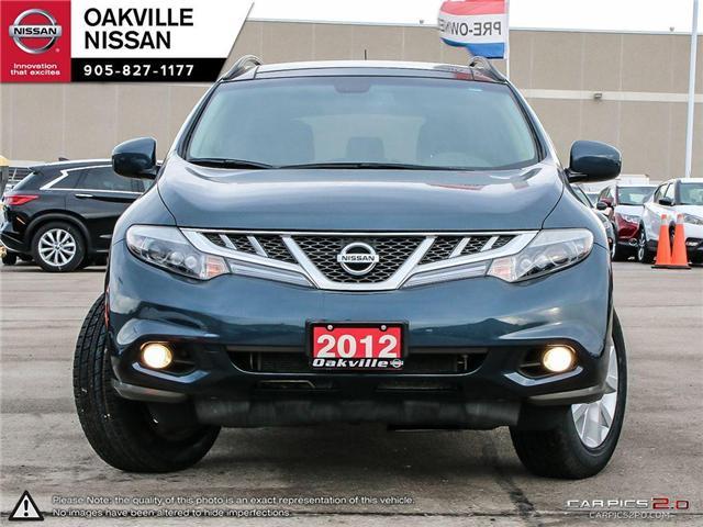 2012 Nissan Murano SL (Stk: N18838A) in Oakville - Image 2 of 27