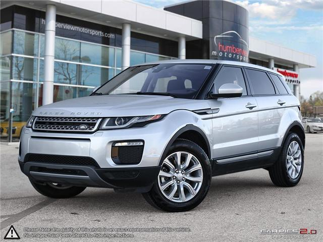 2018 Land Rover Range Rover Evoque SE (Stk: 18HMS766) in Mississauga - Image 1 of 27