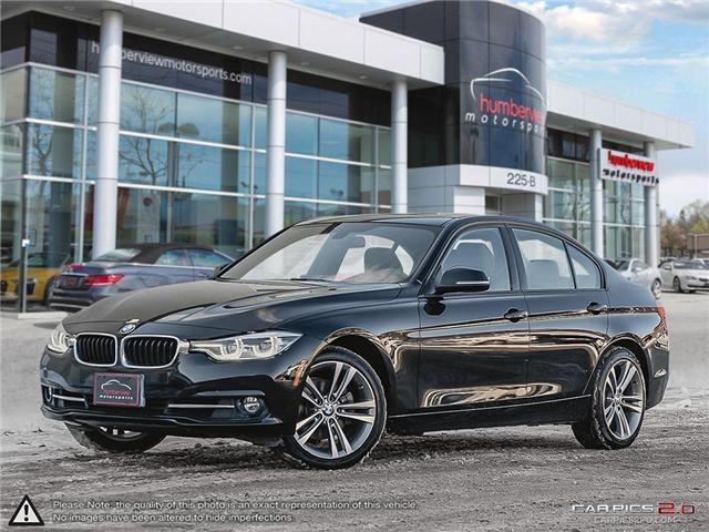 2018 BMW 330i xDrive (Stk: 19HMS045) in Mississauga - Image 1 of 26