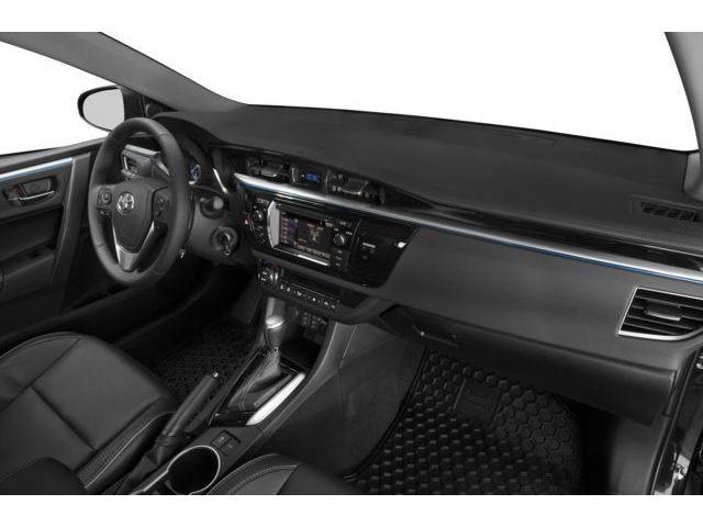 2016 Toyota Corolla 4-door Sedan CE 4A (Stk: HU4539) in Orangeville - Image 10 of 10