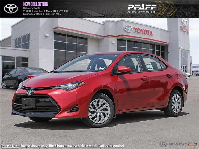 2019 Toyota Corolla 4-door Sedan LE CVTi-S (Stk: H19248) in Orangeville - Image 1 of 23