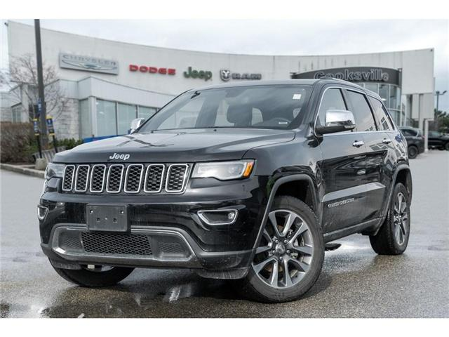 2018 Jeep Grand Cherokee Limited (Stk: 7832PR) in Mississauga - Image 1 of 21