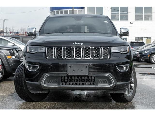 2018 Jeep Grand Cherokee Limited (Stk: 7832PR) in Mississauga - Image 2 of 21