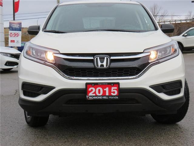 2015 Honda CR-V LX (Stk: 2084P) in Richmond Hill - Image 2 of 19