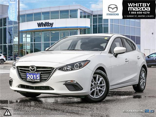 2015 Mazda Mazda3 GS (Stk: P17403) in Whitby - Image 1 of 27