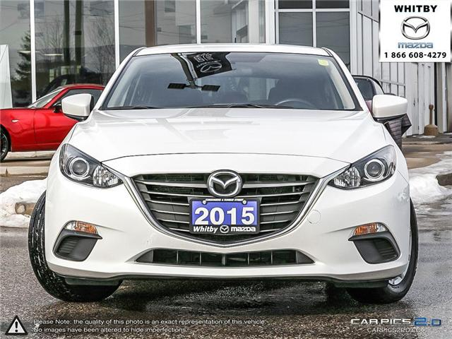 2015 Mazda Mazda3 GS (Stk: P17403) in Whitby - Image 2 of 27