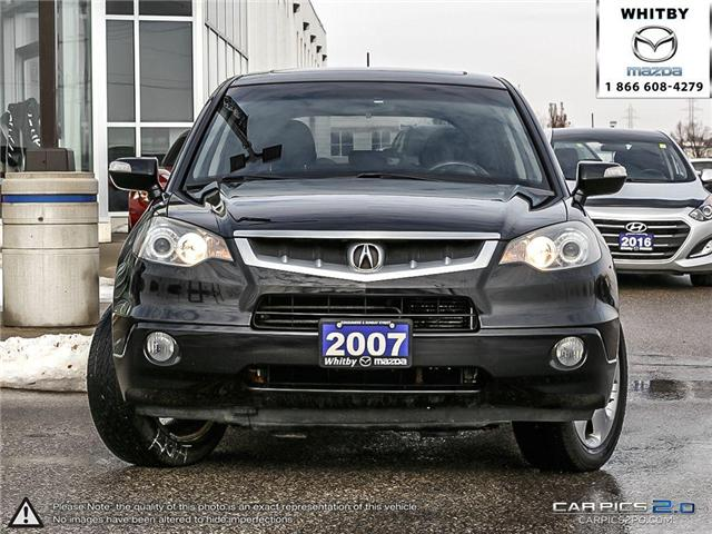 2007 Acura RDX Base (Stk: 190122A) in Whitby - Image 2 of 27