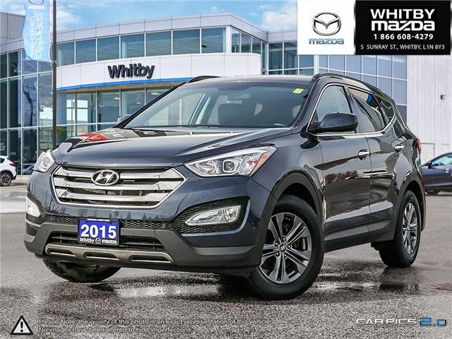 2015 Hyundai Santa Fe Sport  (Stk: 190040A) in Whitby - Image 1 of 27