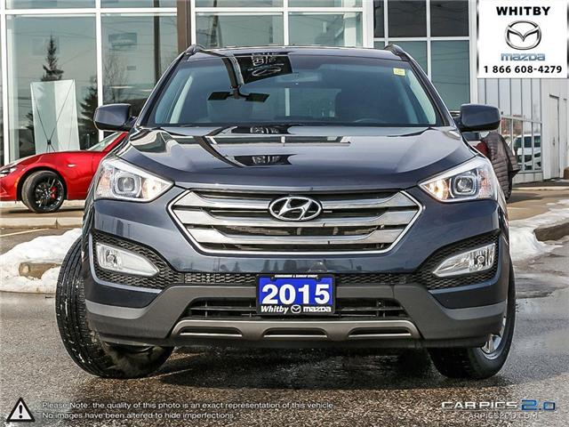 2015 Hyundai Santa Fe Sport  (Stk: 190040A) in Whitby - Image 2 of 27