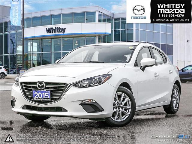 2015 Mazda Mazda3 GS (Stk: P17408) in Whitby - Image 1 of 27