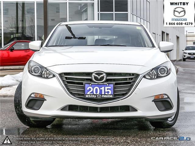 2015 Mazda Mazda3 GS (Stk: P17408) in Whitby - Image 2 of 27