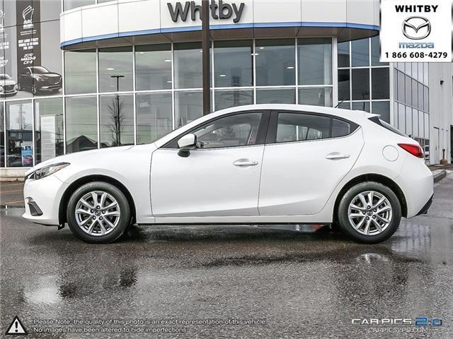2015 Mazda Mazda3 GS (Stk: P17408) in Whitby - Image 3 of 27