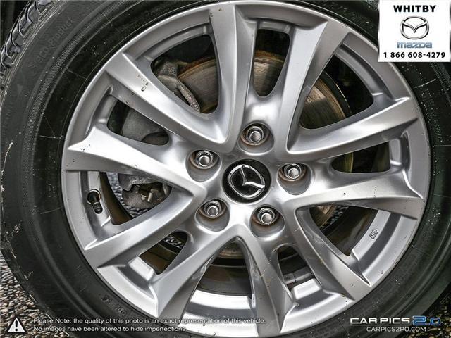 2015 Mazda Mazda3 GS (Stk: P17408) in Whitby - Image 6 of 27