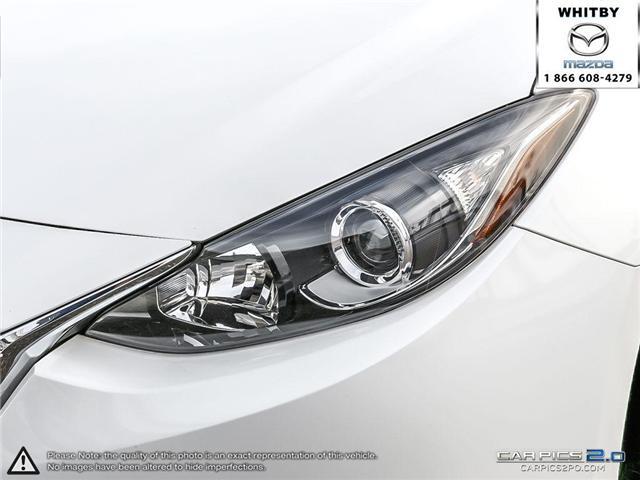 2015 Mazda Mazda3 GS (Stk: P17408) in Whitby - Image 10 of 27
