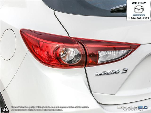 2015 Mazda Mazda3 GS (Stk: P17408) in Whitby - Image 12 of 27